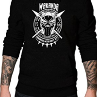 Black Panther T Shirts And Hoodies For Men And Women